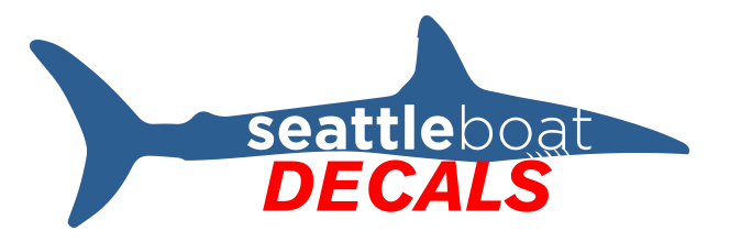 Seattle Boat Decals  Serving Marine Graphics In The Puget Sound - Boat decals
